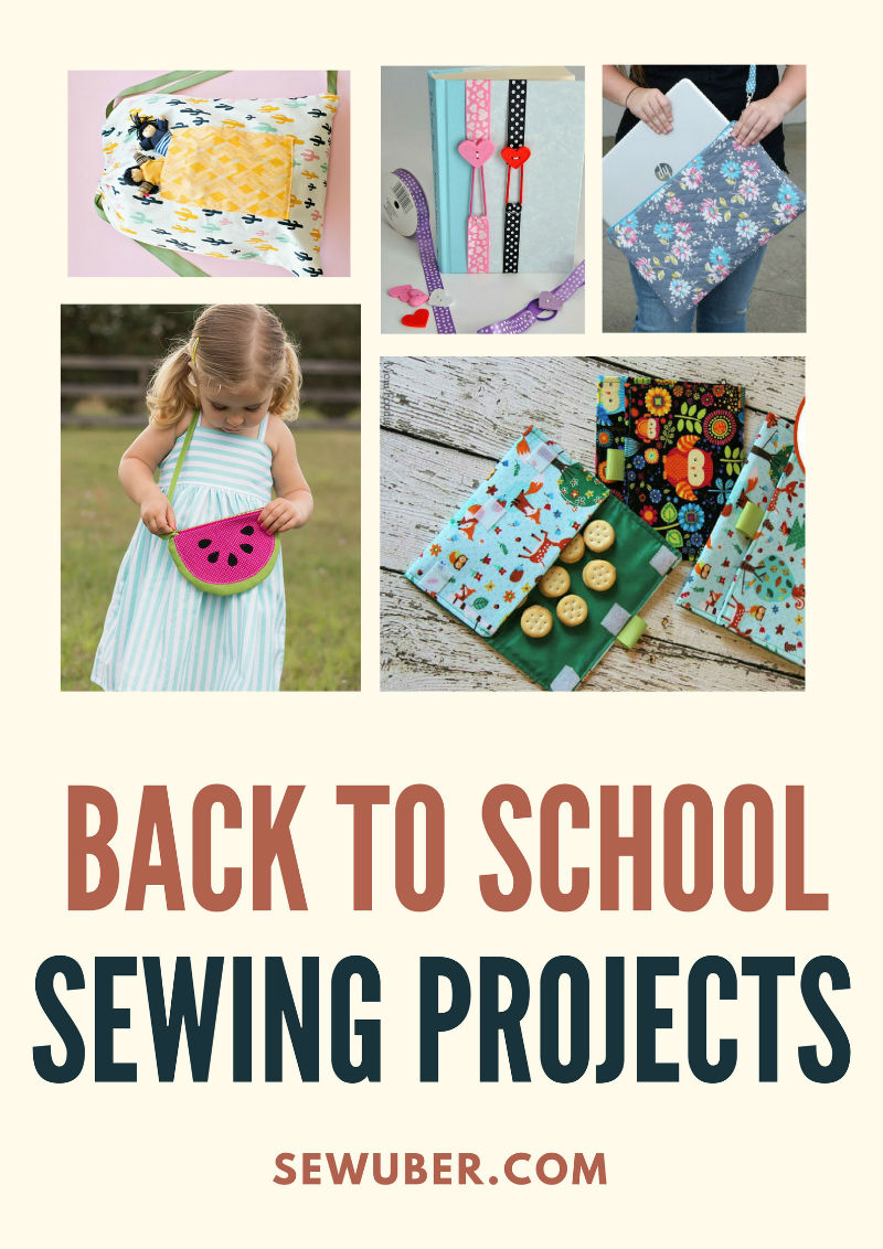 5 Sewing Projects So Your School Kids Are Prepared For Classes Sew